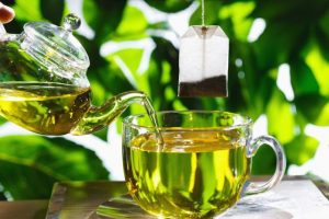 Green tea to Lose Belly Fat