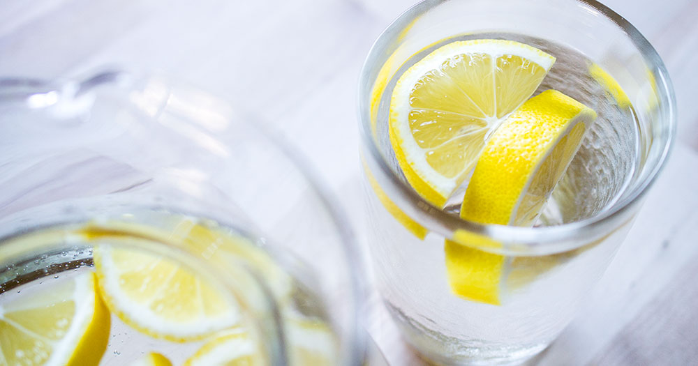 Lemon Water to Lose Belly Fat